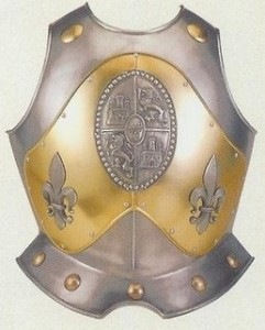 breastplate18g
