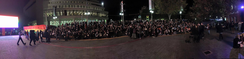 Perth vigil